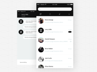 Chat App Sketch File